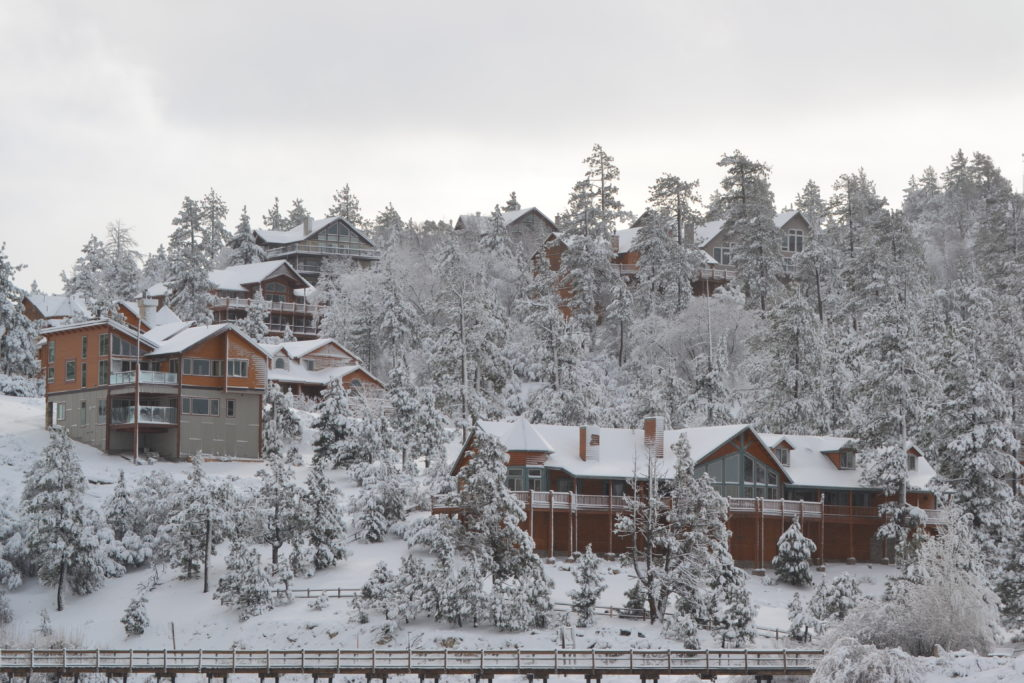 Big Bear Real Estate, Snow in Big Bear, Big Bear Cabins