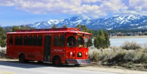 Big Bear Trolley, Mountains, Ski Resorts